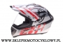 Kask LS2 MX433.92 Stripe Red Visior